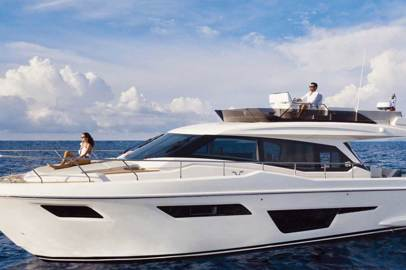 A triplet of prizes for Ferretti Group at The World Yachts Trophies 2020