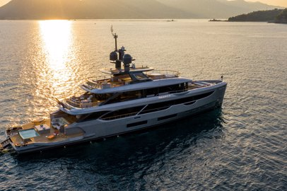 Benetti at Genoa Boat Show with the new Oasis 40M