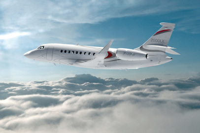 Dassault Aviation to showcase Falcon 8X, Falcon 2000LXS at Singapore Air Show