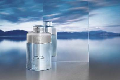 New Bentley fragrance bottles a signature attitude for man