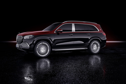New Mercedes-Maybach GLS: a new form of luxury