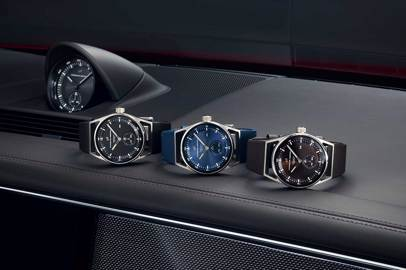 Porsche Design presents the new Sport Chrono Collection