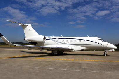 Embraer Delivers its First New Praetor 600