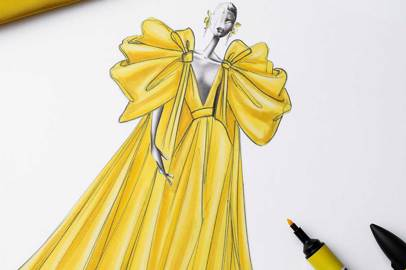 Ralph & Russo unveil custom digital avatar for A-I 2020/21 Couture Collection reveal