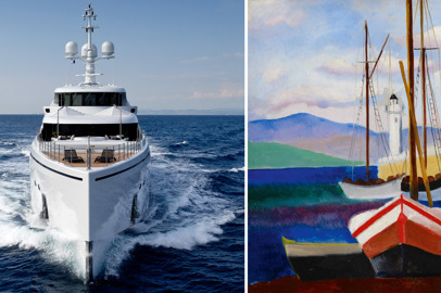 Benetti sponsors the exhibition dedicated to renowned Livorno artist Amedeo Modigliani