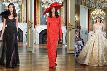 La Metamorphose Haute Couture Fall-Winter 2019-2020