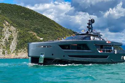 "Baglietto signs it's fourth launch: it is ""Panam"", a 40 m fast jewel"