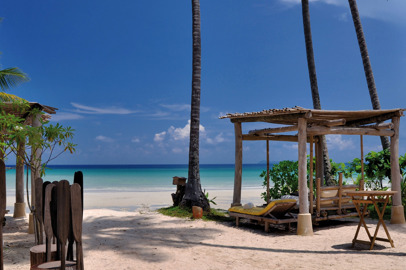 Soneva Kiri, environmentally friendly luxury