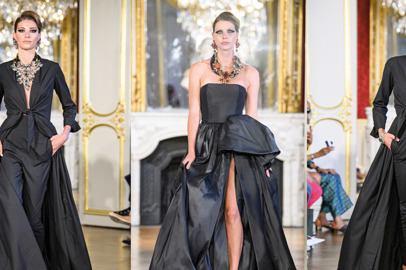 Baroqco Haute Couture Fall-Winter 2019-2020
