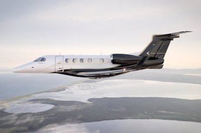 Phenom 300E becomes the first single-pilot jet to reach Mach 0.80