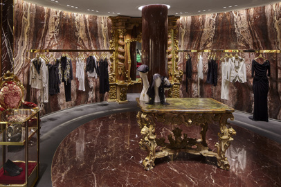 Dolce & Gabbana celebrates the reopening of the boutique in Via della Spiga 2