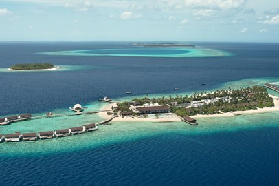 Westin Maldives Miriandhoo Resort: luxurious and sustainable