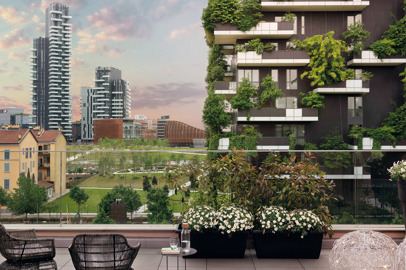 The Residences of Porta Nuova, Milan's new heart