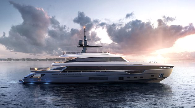Azimut Benetti is the world's  leading superyacht builder
