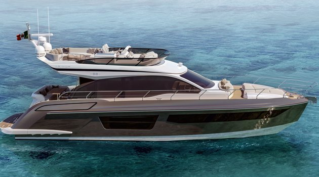 Azimut 53: the perfect family boat with a sophisticated aesthetic