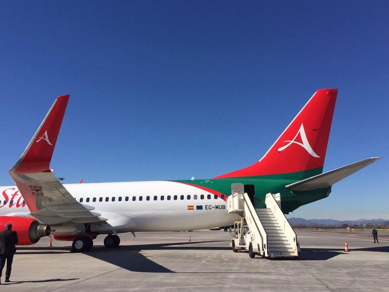 Flights of Albastar