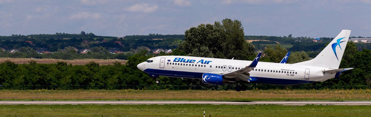 Blue Air announces direct services to Milan Linate