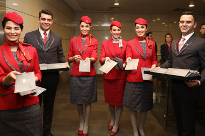 Turkish Airlines conducted its last flight from Atatürk Airport