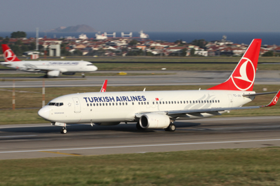 Turkish Airlines' operations with B737 MAX type aircrafts