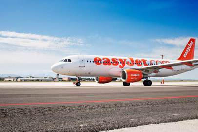 Covid-19: easyJet to ground majority of fleet from 24 March