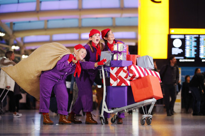 Heathrow reveals the top Christmas questions