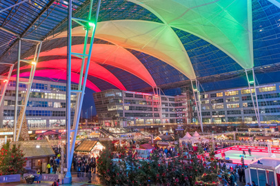 Christmas and Winter Market at Munich Airport celebrates big anniversary