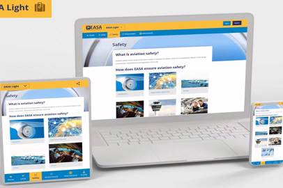 EASA upgrades its website, offering dedicated area for air passengers