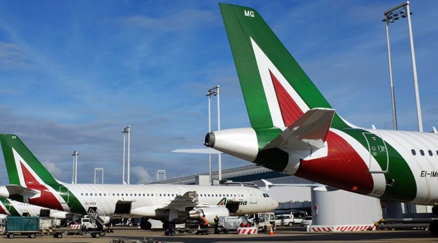 Alitalia: in August over 1,600 weekly flights and from 24 July will resume air services from Milan Linate airport