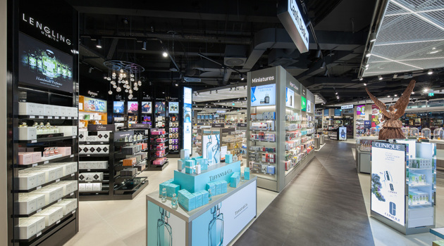 The MyDutyFree of Munich Airport reopened with a new design