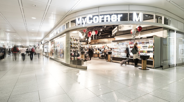 Munich Airport launches new store concept