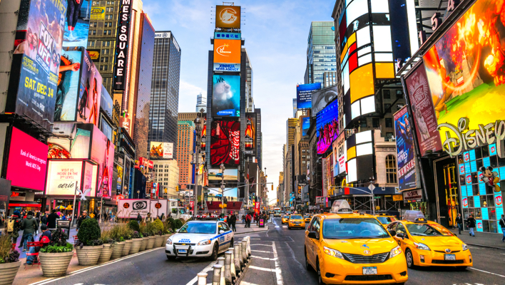 Voli per New York City a partire da 299 euro