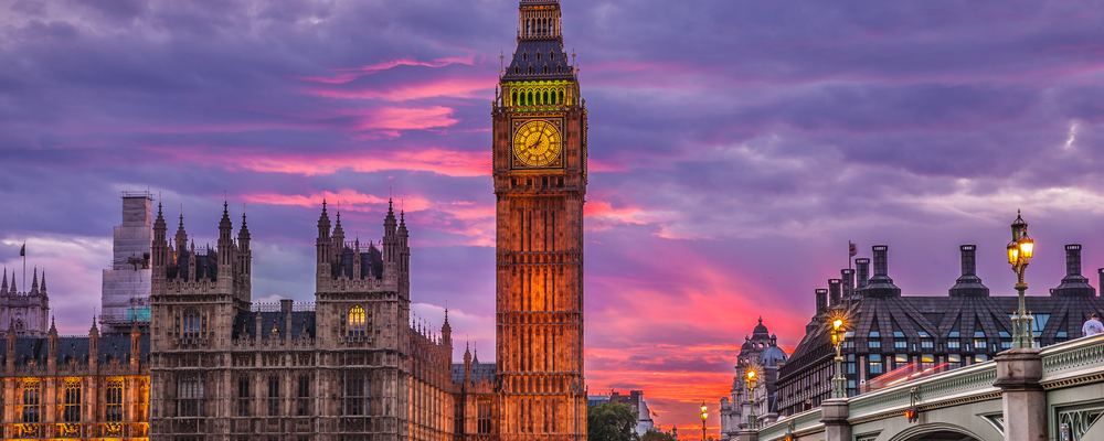 Free itinerary in London