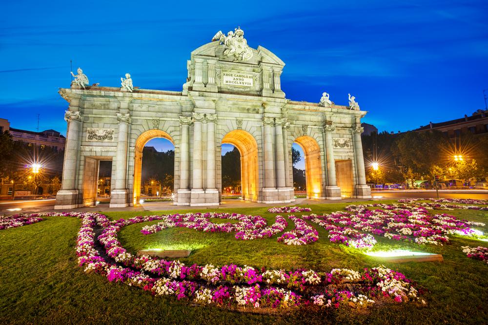 Madrid cosa visitare for B b soggiorno madrid