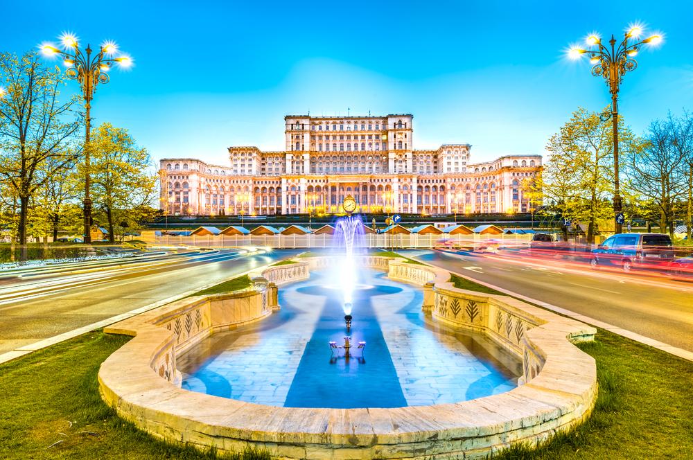 Bucarest cosa visitare for Case belle da vedere