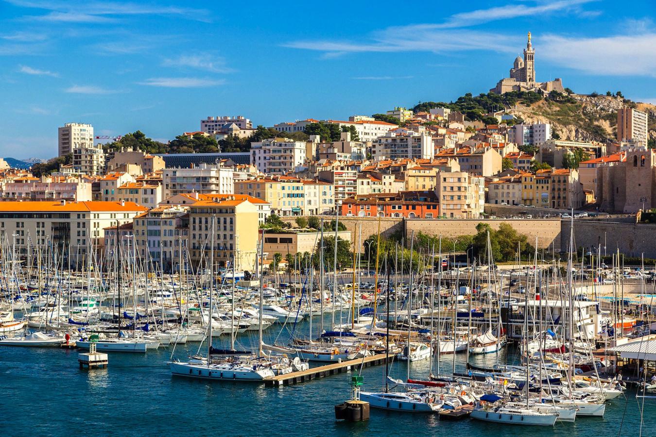 Garde Du Corps Marseille marseilles, places to visit?