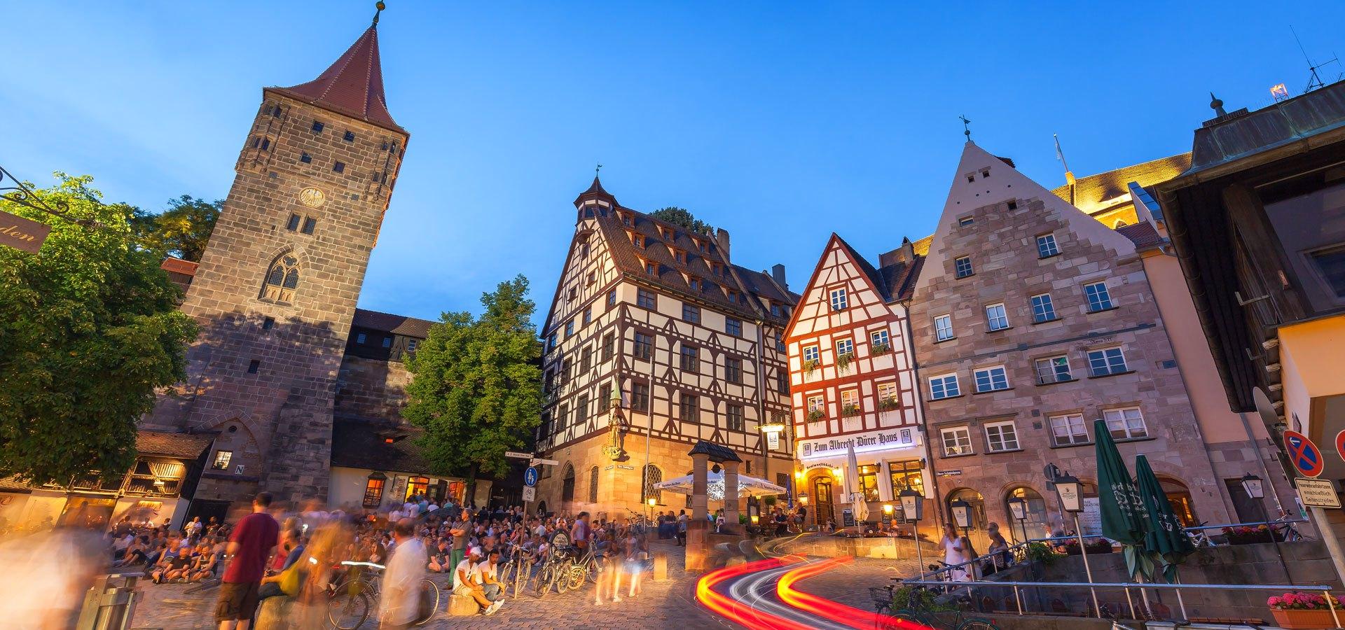 Nuremberg Hotels Near Christmas Market