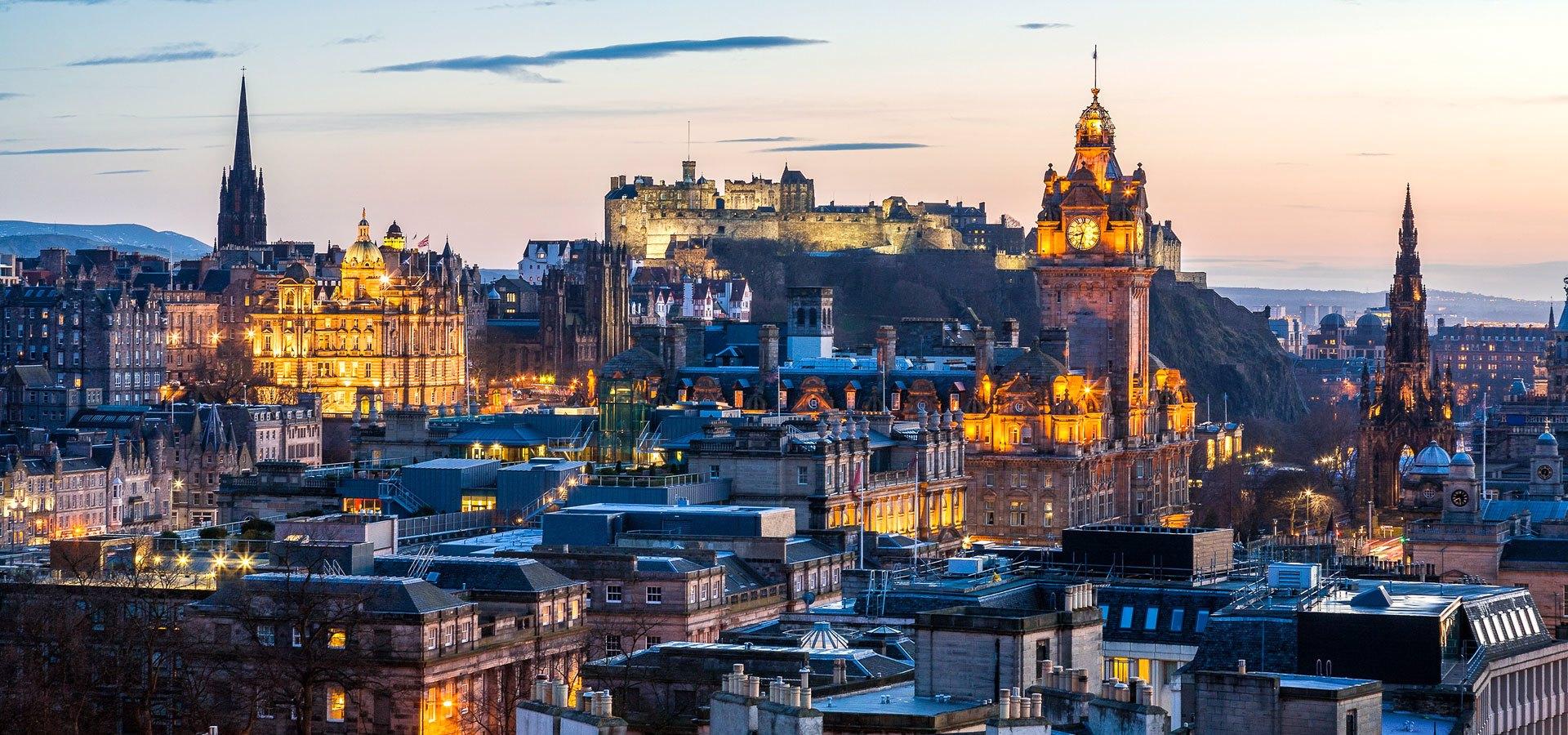 Edimburgo, cosa visitare?