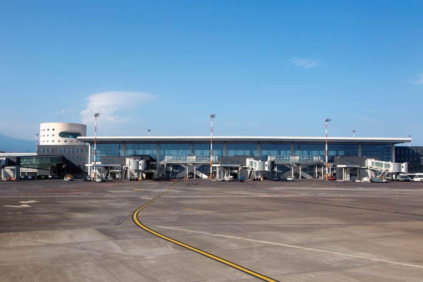 Catania Airport, CTA