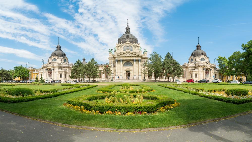 Bagni Termali Di Rudas Budapest : Terme di budapest cosa visitare