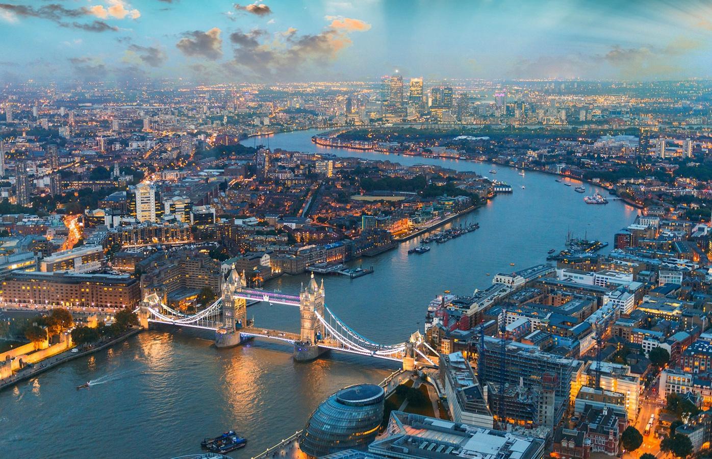migliori luoghi di incontri Londra