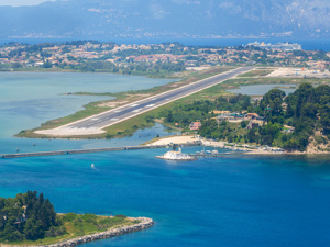 Corfu - Avion Tourism