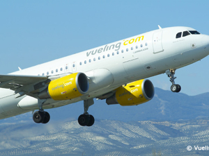 Vueling - Avion Tourism