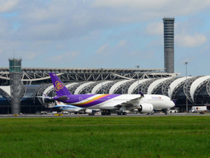 Volare in Oriente con Thai Airways International