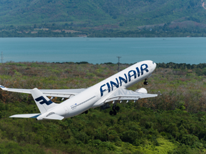Finnair premiata World Airline Awards di Skytrax