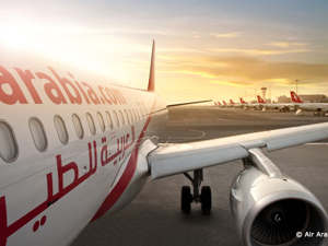 Air Arabia Maroc - Avion Tourism
