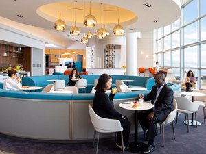 Air France rinnova la lounge dell'aeroporto di Washington