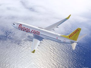Pegasus Airlines - Avion Tourism