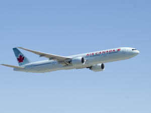 Air Canada - Avion Tourism
