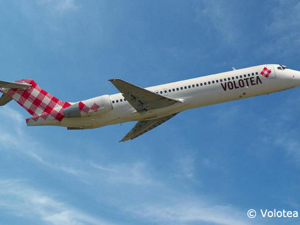 Volotea - Avion Tourism
