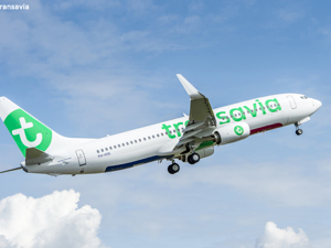 Transavia - Avion Tourism